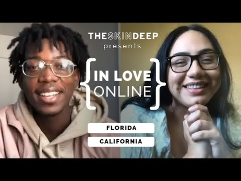 Long Distance Couple Keeps Close While Quarantined Apart | {THE AND} Maggie & Christopher