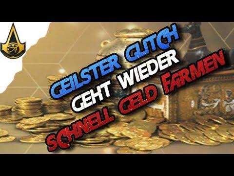 Assassins Creed Origins - Geld Glitch geht wieder, New Game + Modus - AC Origins