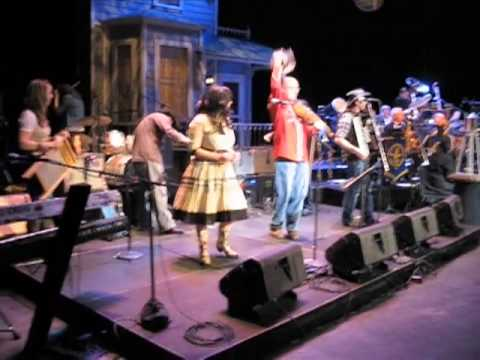 "The Mudbugs Cajun & Zydeco Band on  ""A Prairie Home Companion"""