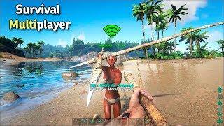 Top 10 Jogos de Sobrevivência MULTIPLAYER ONLINE para Android 2018
