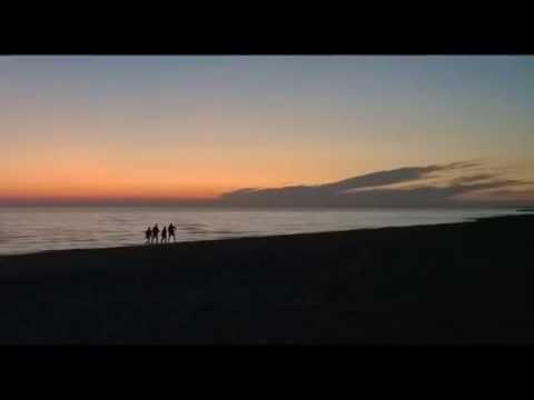 Gamtos garsai-Vakaras prie jūros