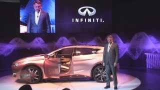2013 LA Auto Show - Infiniti Presentation with Q30 Concept Intro