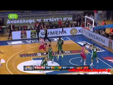 Pero Antic vs.Pao | redbasketzone.blogspot.gr