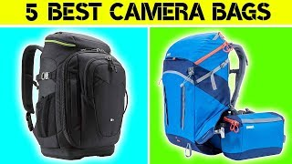 5 Best Camera Bags | Best Product