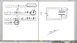 高校物理解説講義:「コンデンサー」講義18