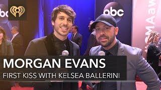 Download Lagu Morgan Evans' First Kiss with Kelsea Ballerini | CMA Red Carpet Interview Gratis STAFABAND
