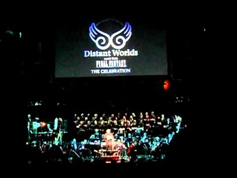 European Love From Arnie Roth - Distant Worlds London Celebration 2012 video