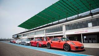 Porsche World Roadshow | 保時捷駕訓營
