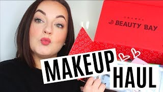 i spent too much money on beauty bay | Catherine Mitchell