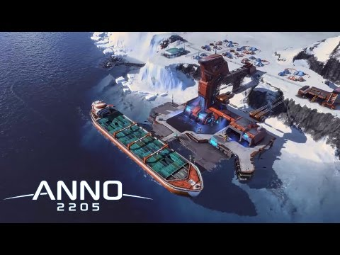 Anno 2205 - Explore a new world [EUROPE]