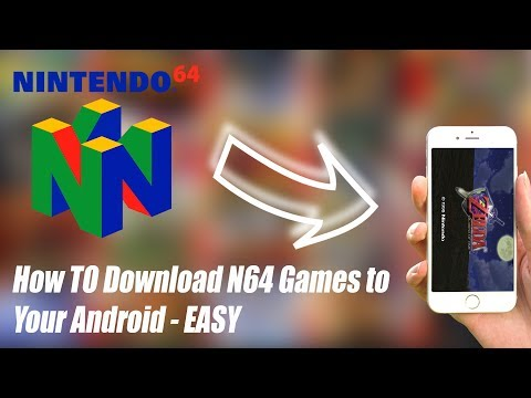 N64oid - Nintendo 64 Emulator for Android
