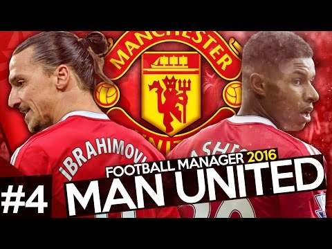 Manchester United Career Mode #4 - Football Manager 2016 Let's Play - DEADLINE DAY TRANSFERS