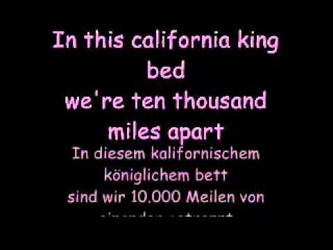 california king bed lyrics by rihana