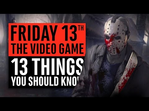 Friday the 13th: The Game | 13 Things You Need To Know