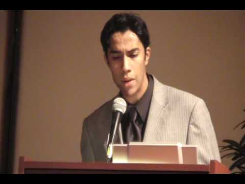 QURAN: Surah Al-lail (Qari Youssef Edghouch) at Haiti fundraiser