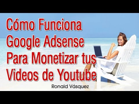 Como Funciona Google Adsense para Monetizar tus Videos de Youtube