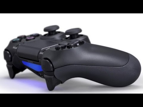 PS4 DUALSHOCK 4 Controller Official Presentation !