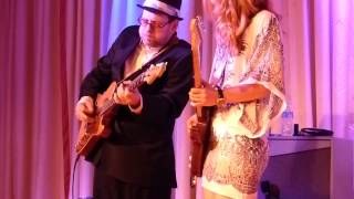 Samantha Fish & Ronnie Earl at the Bull Run -I Should Have Quit You