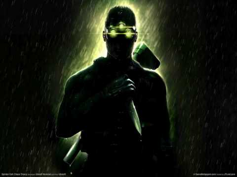 Tom Clancy's Splinter Cell Chaos Theory OST - Cargo Ship Soundtrack - Part 1