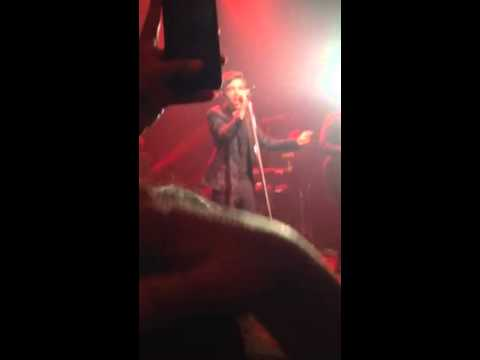 Nathan Sykes- Freedom @ Gramercy Theatre, NY (SOLD OUT)