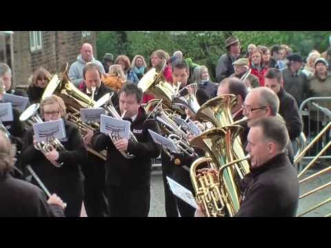 One of the many villages in Saddleworth and Tameside taking part in this historic Brass Band competition. Many thanks to our European friends that braved the...