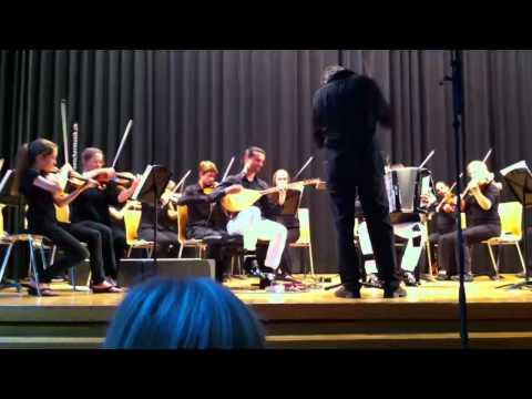 Meduoteran + Strings NEW Video 2012