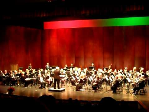 American Salute by Monroe County Community College Band