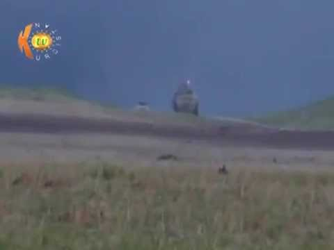 21-01-2015 Peshmerga hitting ISIS on major Offensive to reach Mosul, Good use of MILAN ATGM