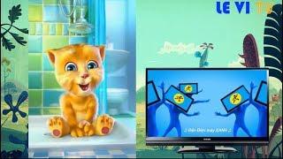 QUẢNG CÁO ĐIỆN MÁY XANH CON MÈO | Khi Mèo Tom hát Quảng Cáo Điện Máy Xanh