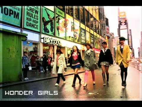 Wonder Girls - Saying