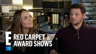 """Grey's Anatomy"" Stars Answer More Burning Questions 
