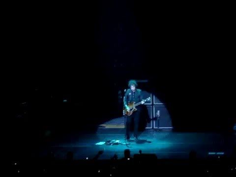 Green Day - Boulevard Of Broken Dreams (live @ Ericsson Globe, Stockholm, SWEDEN 11.10.2009)