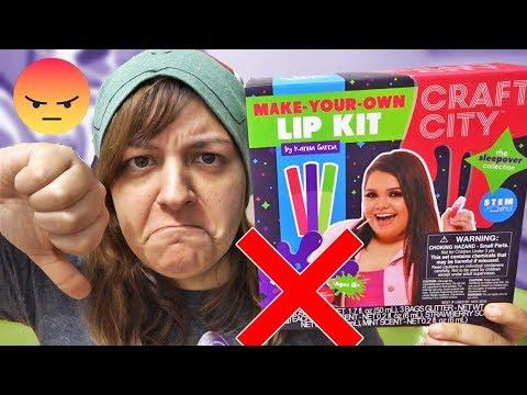 DON'T BUY! 16 REASONS Karina Garcia's Lip Gloss Kit is NOT worth it SaltEcrafter #8