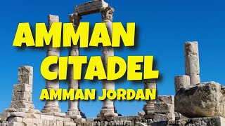 Video: Tour of Amman Citadel, Jordan - Two Boomers