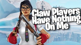 Say Hello To The BEST Non Claw Player On Fortnite.