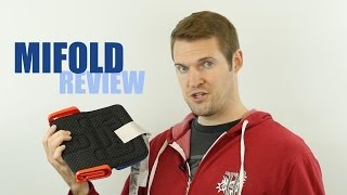 mifold - the Grab and Go Booster | REVIEW