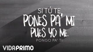"""Ñejo - Ponte Pa' Mi ft. Jamby """"EL Favo"""", Mr. D [Lyric Video]"""