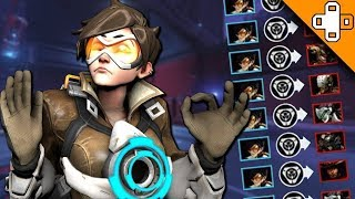 When Your Ult is PERFECT! Overwatch Funny & Epic Moments 807