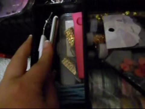 Mi maletín de uñas
