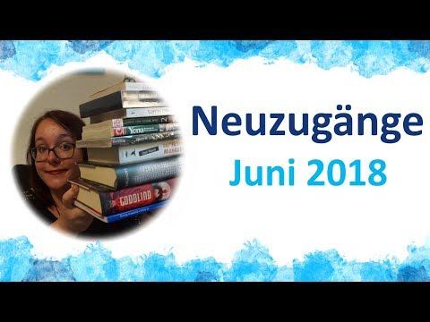 Neuzugänge ♦ Juni 2018 | Litcamp-Bücher und Mangas