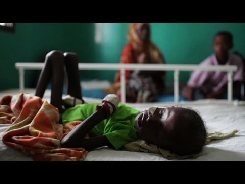 Somalia facing 'fresh humanitarian crisis'