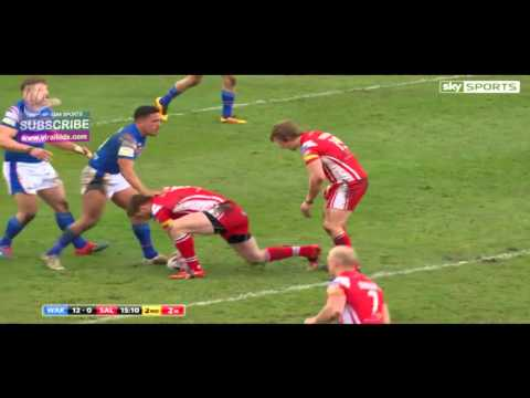 Rugby Highlights: Wakefield vs Salford (32-18) - Super League - 3rd April 2016 - 3/4/2016