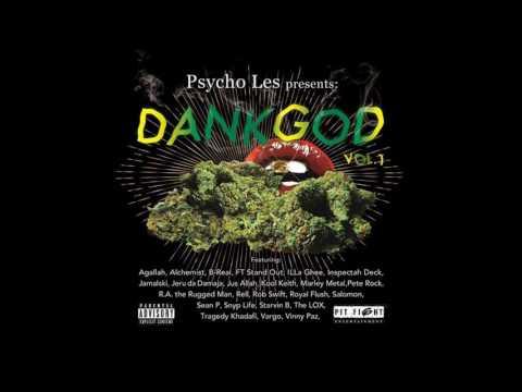 Psycho Les - Dope Addict feat. Kool Keith - Dank God, Vol. 1