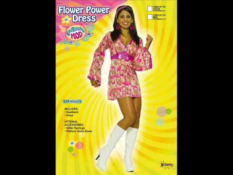 60s costume ideas from fancy dress factory youtube