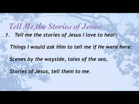 Hymnal - Tell Me The Story Of Jesus