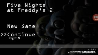 5 ночей с Фредди (5 ночь) МЫ ПРОШЛИ ИГРУ С ПЕРВОГО РАЗА