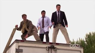 The Office Teaches You How Not To Do Parkour | COZI TV