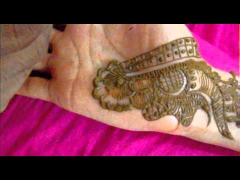 Unique Arabic Hena Mehndi Design-Draw Arabic Bridal Full Hand Mehendi Designs 20