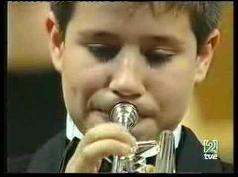 Rubén Simeó, trompeta. Carnaval final. RTVE