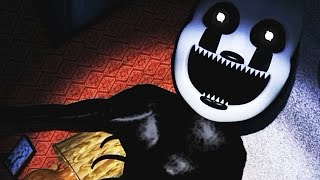 Five Nights at Freddy's 4 ALL NIGHTMARE MODE ~ COMPLETE (Halloween DLC)